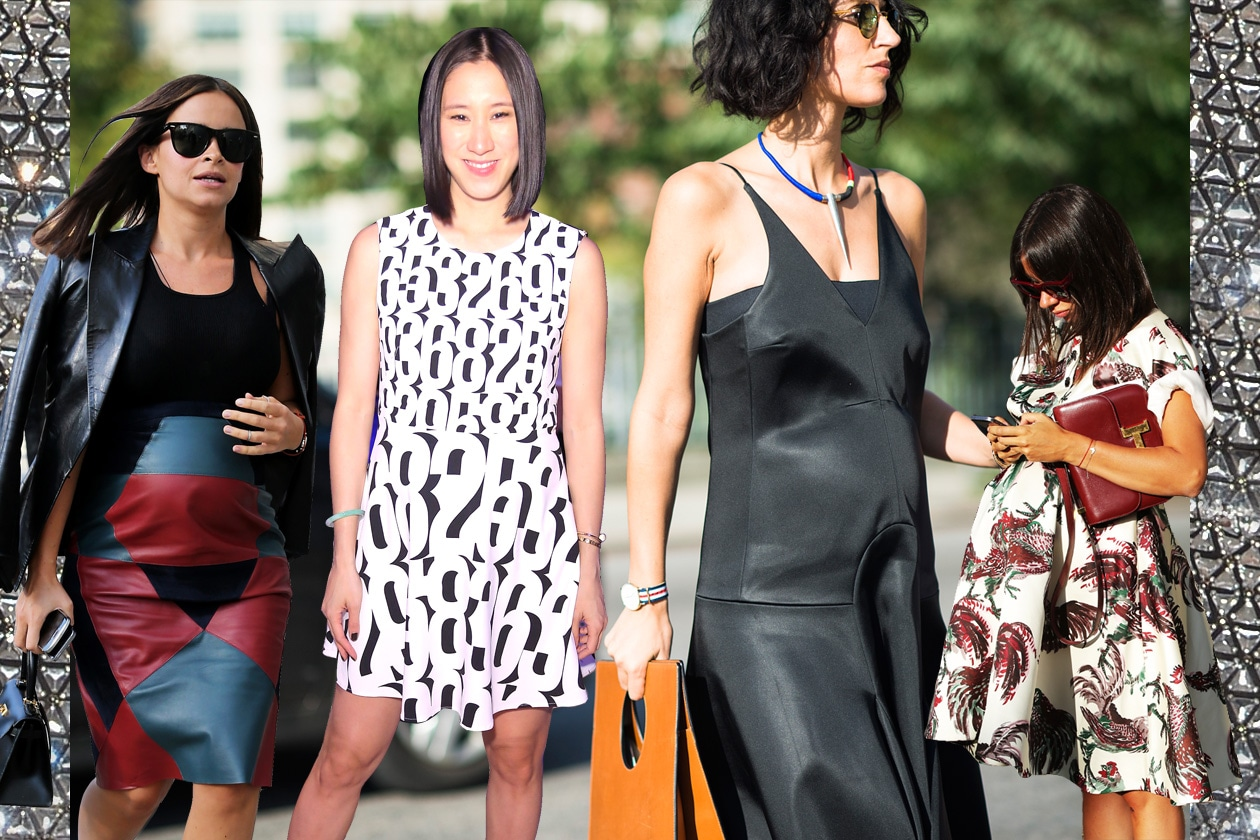 COVER pregnant fashion icon