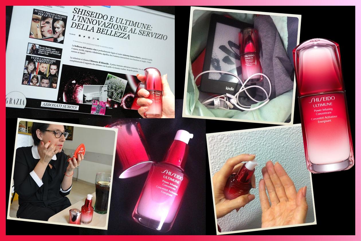 COVER shiseido