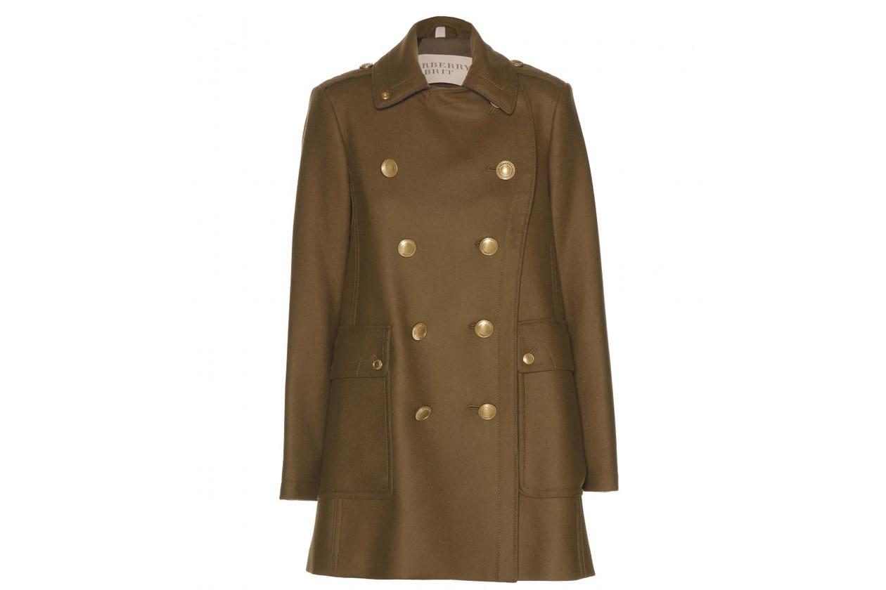 Cappotto di Burberry Brit