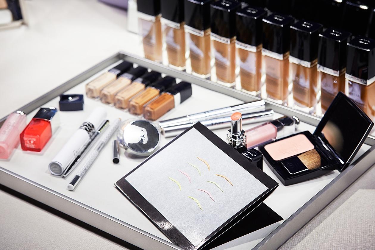 Dior Prêt-à-porter Spring-Summer 2015: i prodotti beauty