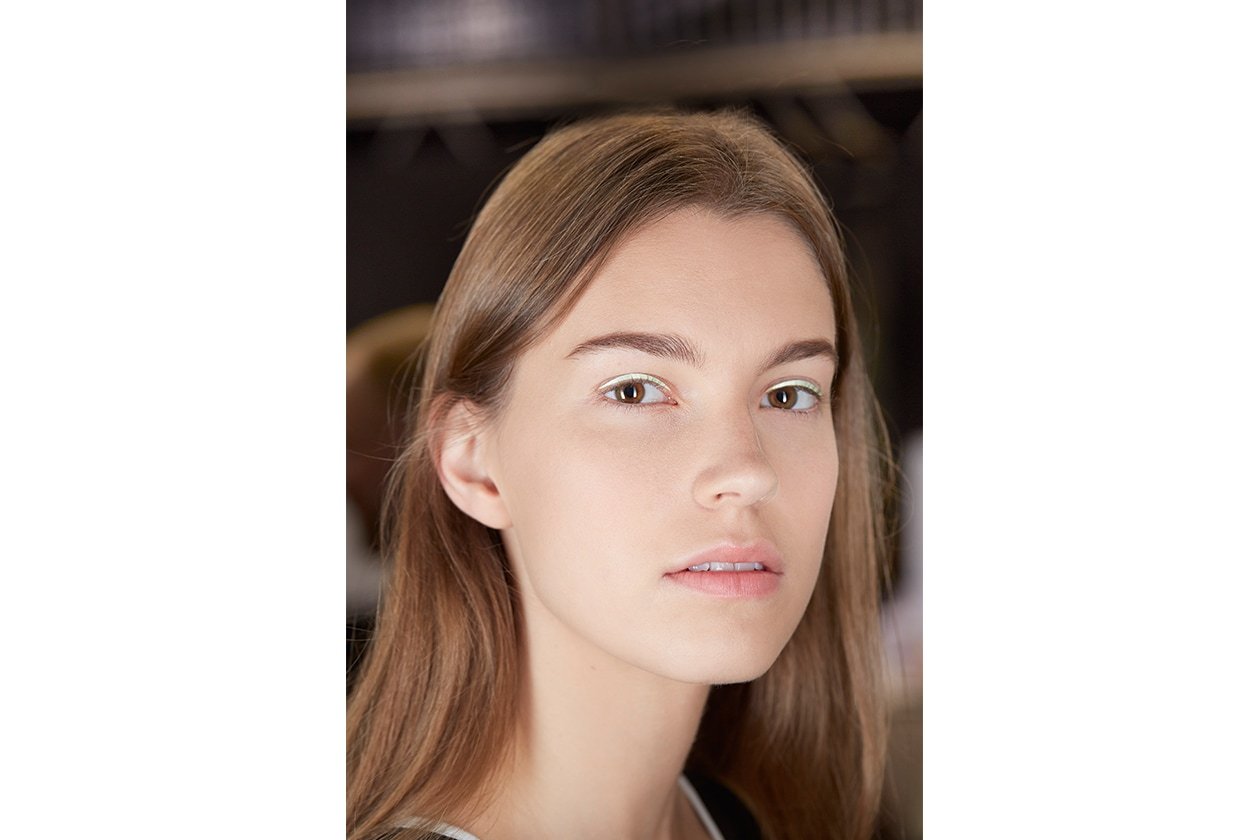 Dior Prêt-à-porter Spring-Summer 2015: il beauty look