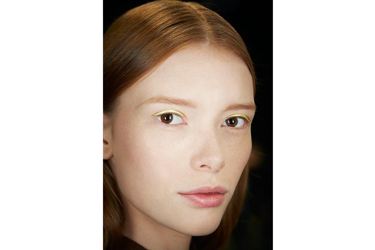 Dior Prêt-à-porter Spring-Summer 2015: labbra al naturale