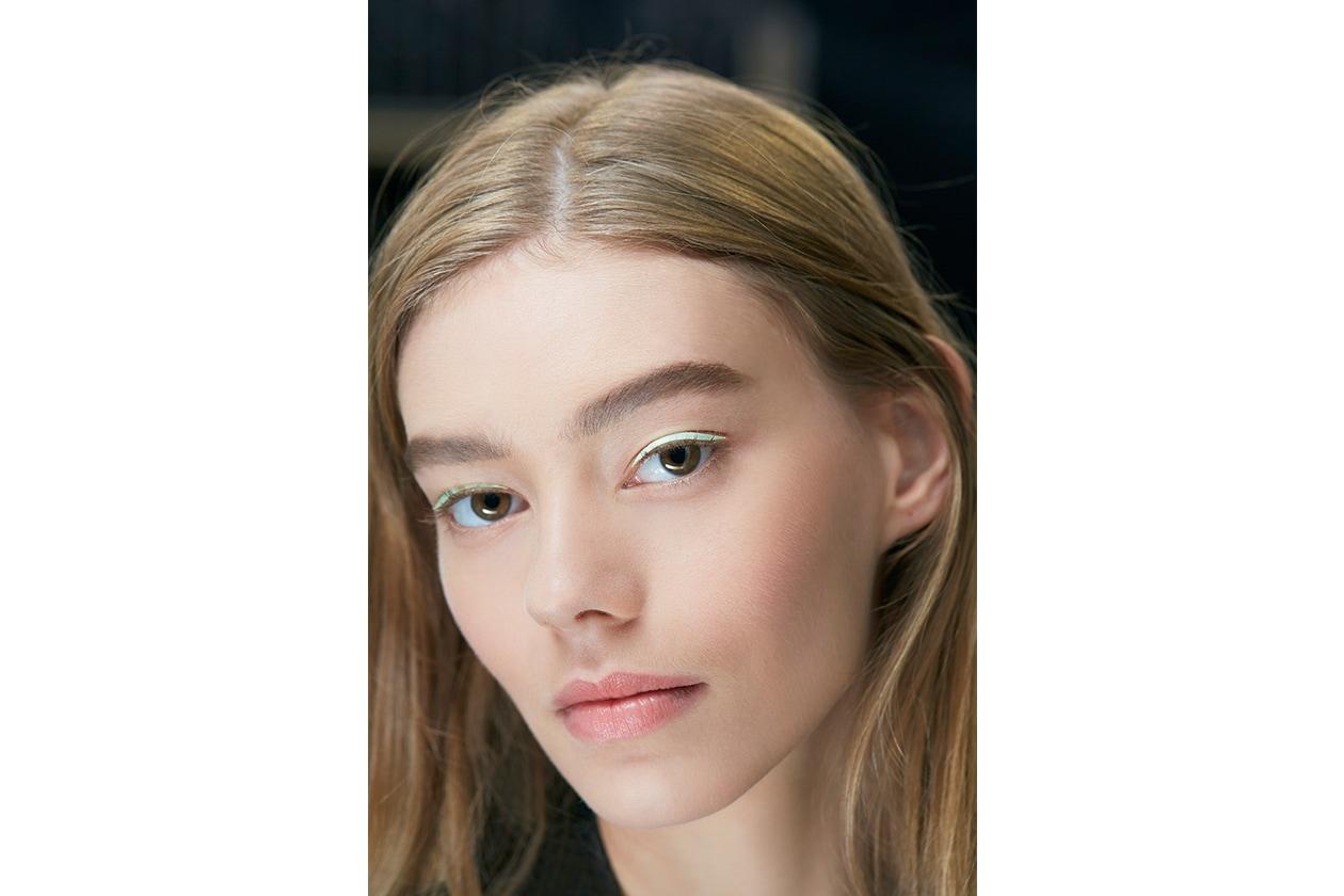 Dior Prêt-à-porter Spring-Summer 2015: occhi pastello