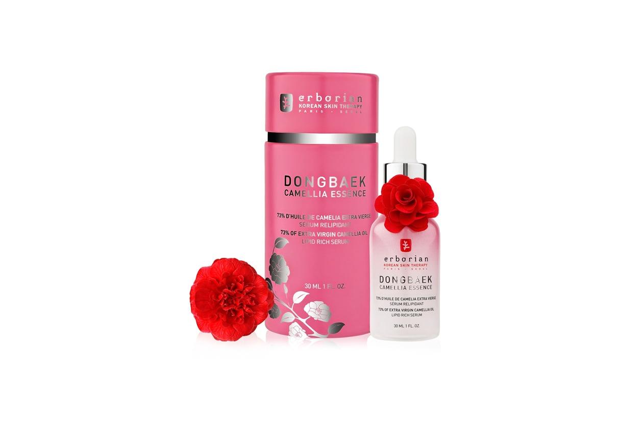 Erborian Dongbaek Camellia essence collezione HD
