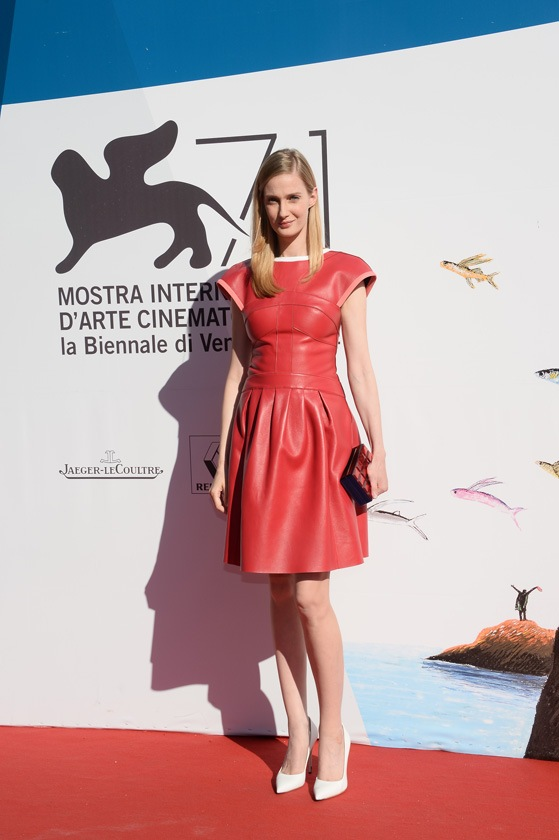 FENDI for Eva Riccobono red carpet