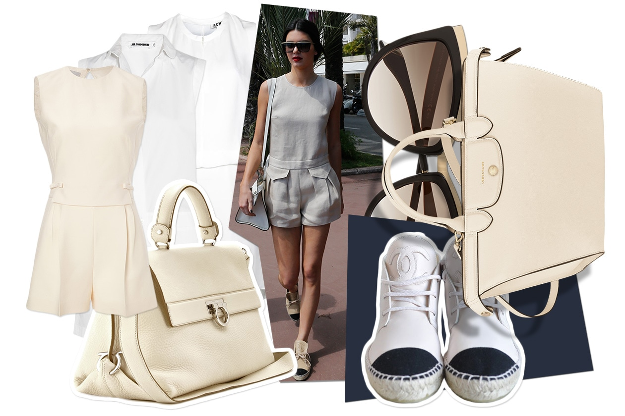 Fashion Get the Look Kendall Jenner 00 Cover collage