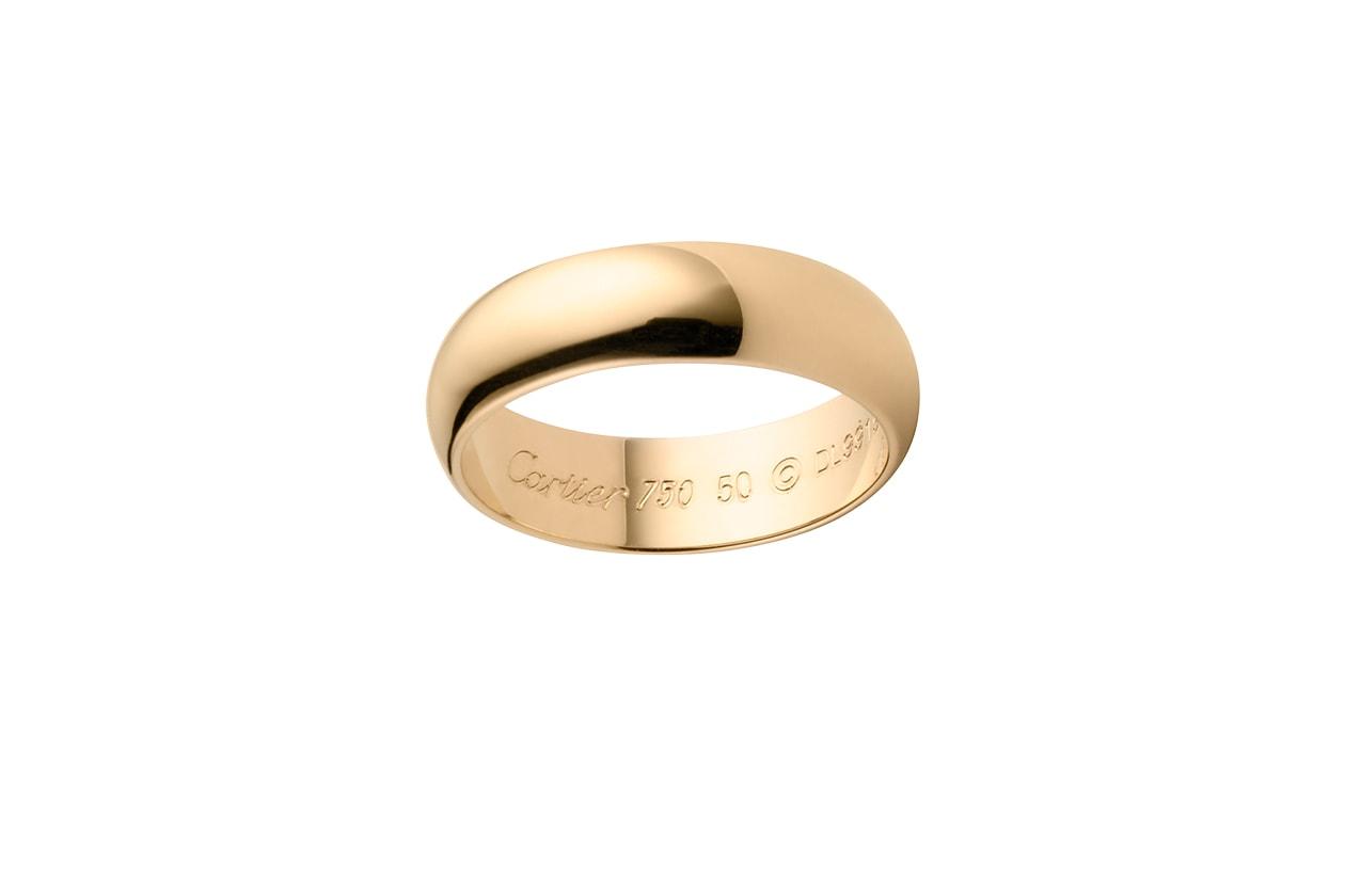 Fashion Sposa Fedi Cartier B4059600 0 cartier wedding bands rings