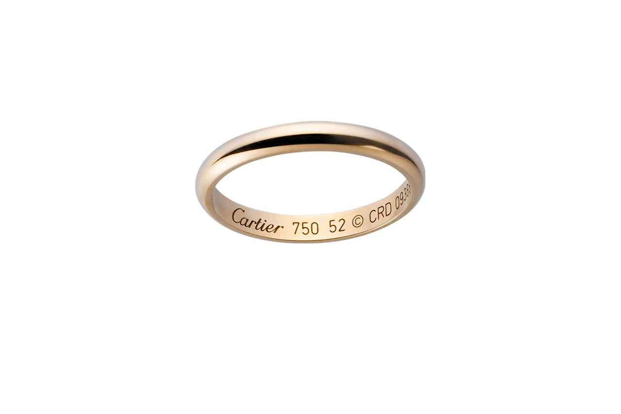 Fedi nuziali le proposte Cartier Grazia