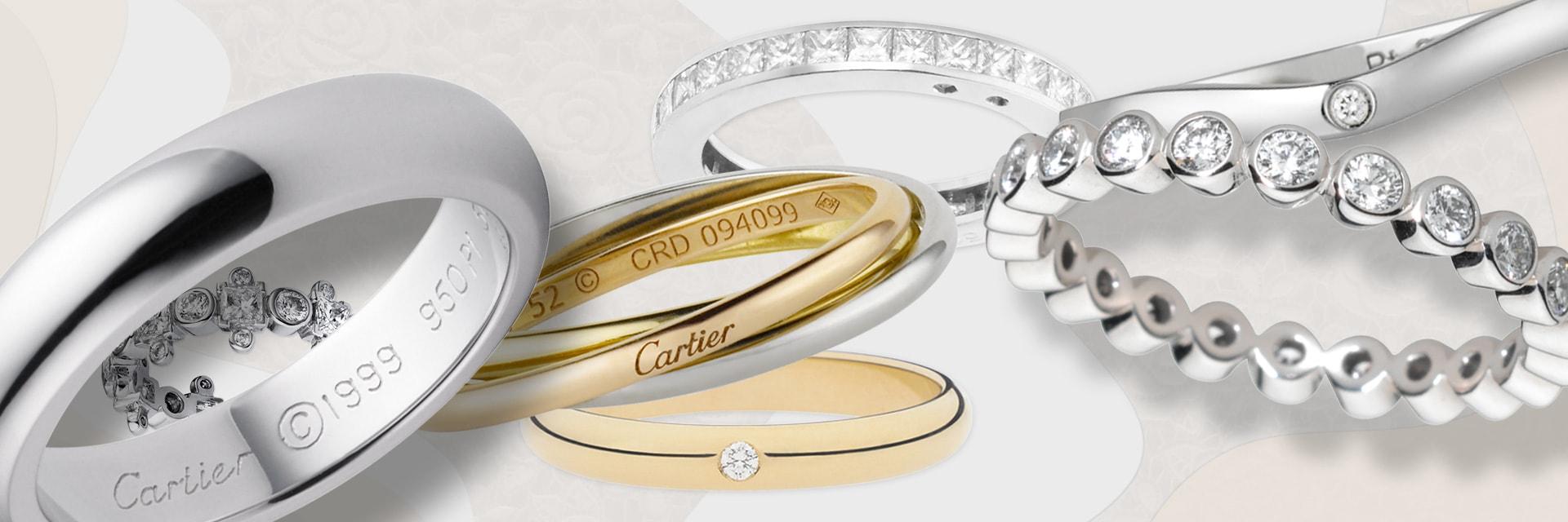 Fedi nuziali: le proposte Cartier