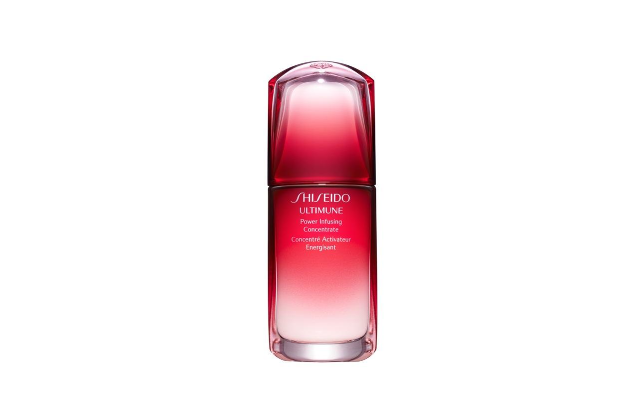 Frutto di 20 anni di ricerca, Ultimune di Shiseido agisce direttamente sul sistema immunitario
