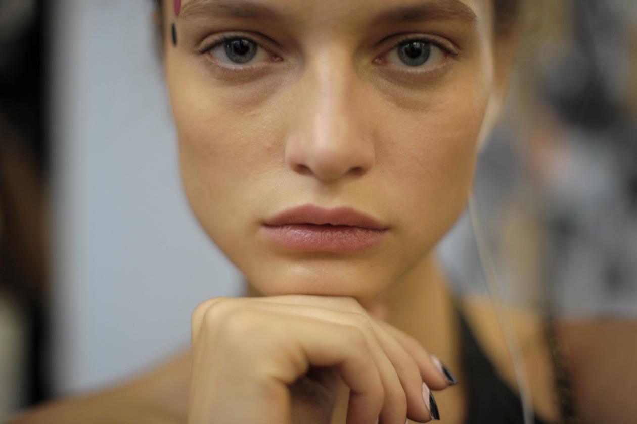 GLOWING SKIN: fresh look (Antonio Marras)