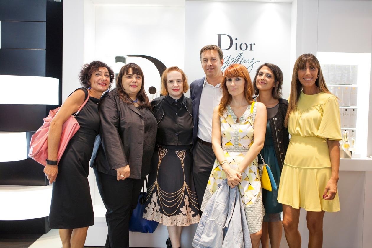 Grazia loves Dior!