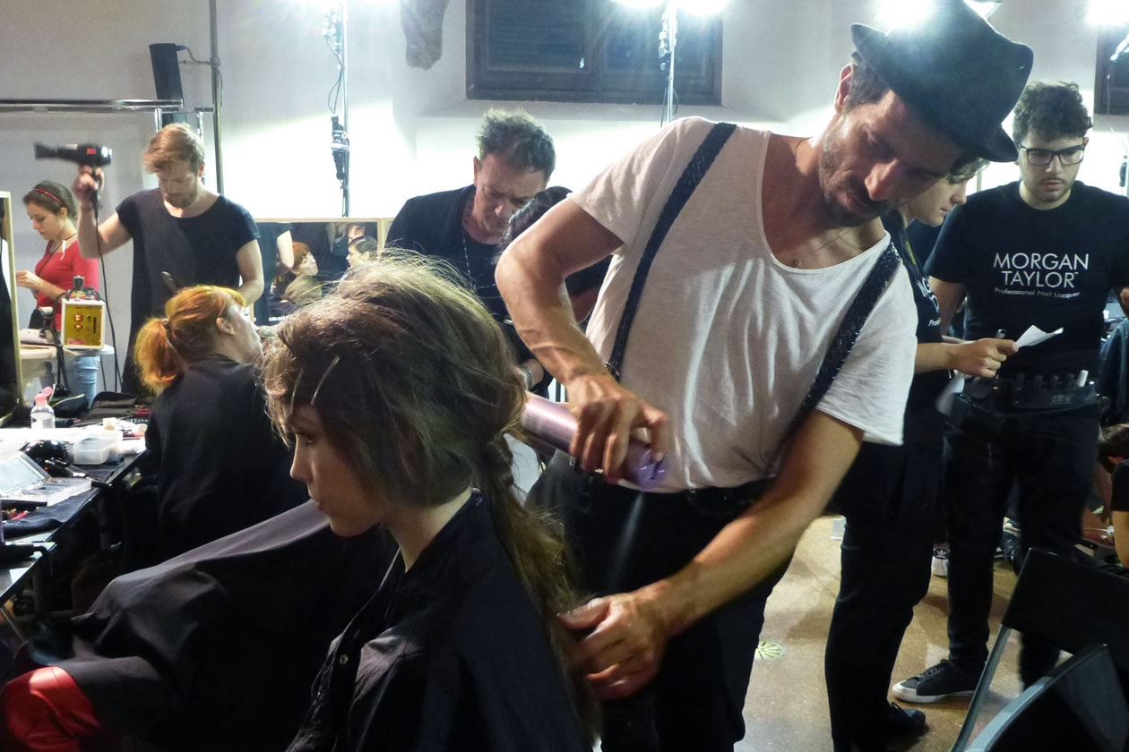 HAIR LOOK BY FRANCO GOBBI