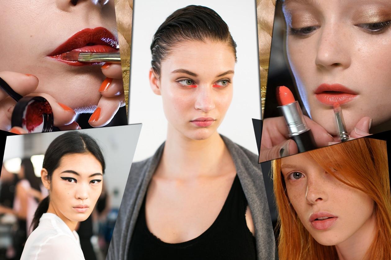 I trend beauty dalla New York Fashion Week