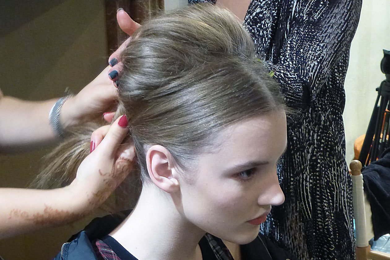 IL LOOK CAPELLI STEP-BY-STEP
