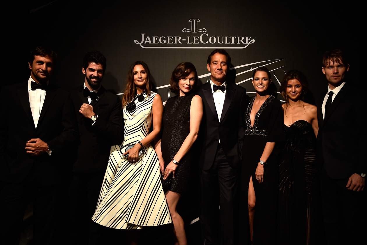 Jaeger LeCoultre+Gala+Dinner Venice+2014 Pascal+Le+Segretain Getty