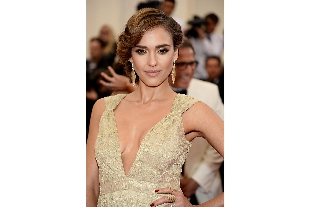 Jessica Alba: raccolto glamour