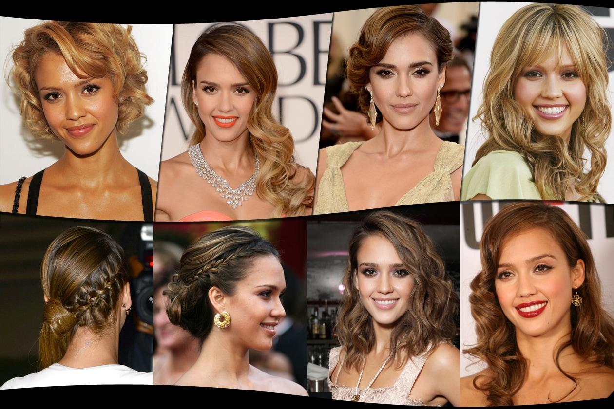 Jessica Alba: tutti i suoi hair look più belli