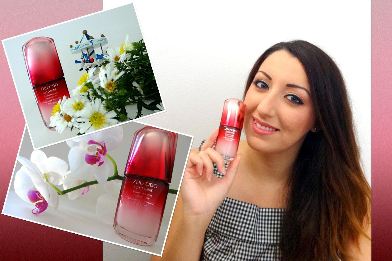 La nostra beauty tester Veronica racconta la sua esperienza con Ultimune di Shiseido: scoprite come è cambiata in meglio la sua beauty routine!
