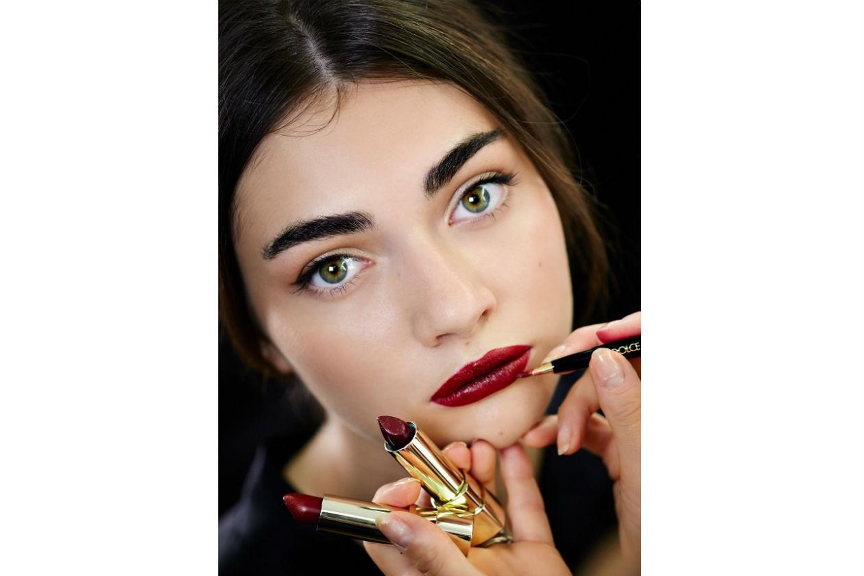 Labbra di velluto rosso (Dolce&Gabbana)