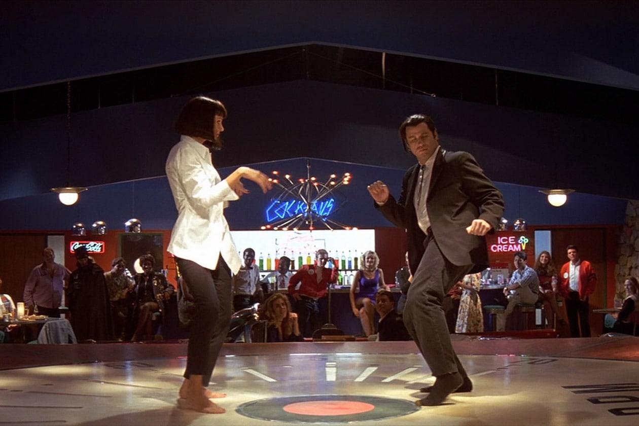 Let's dance con Vincent Vega