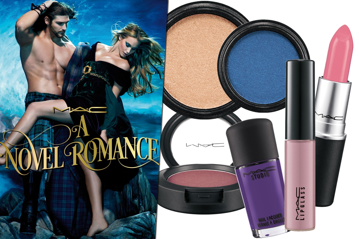 MAC Cosmetics A Novel Romance