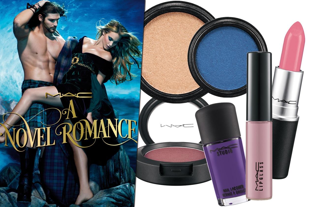 MAC Cosmetics A Novel Romance