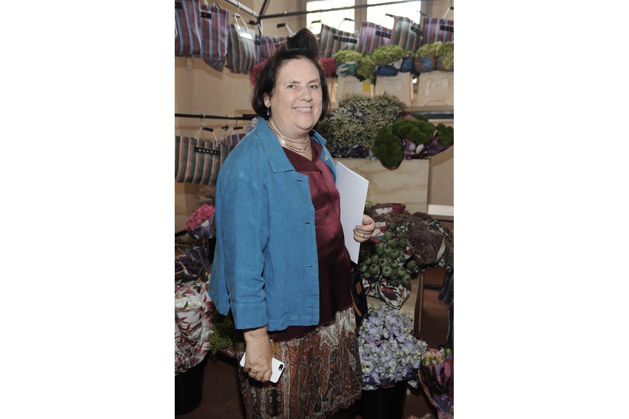 MARNI FLOWER MARKET Suzy Menkes