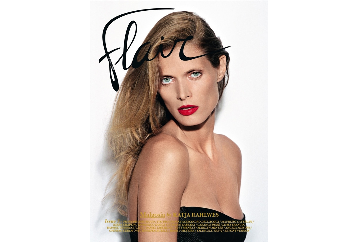 Malgosia Bela by Katja Rahlwes Flair 3 December 2012