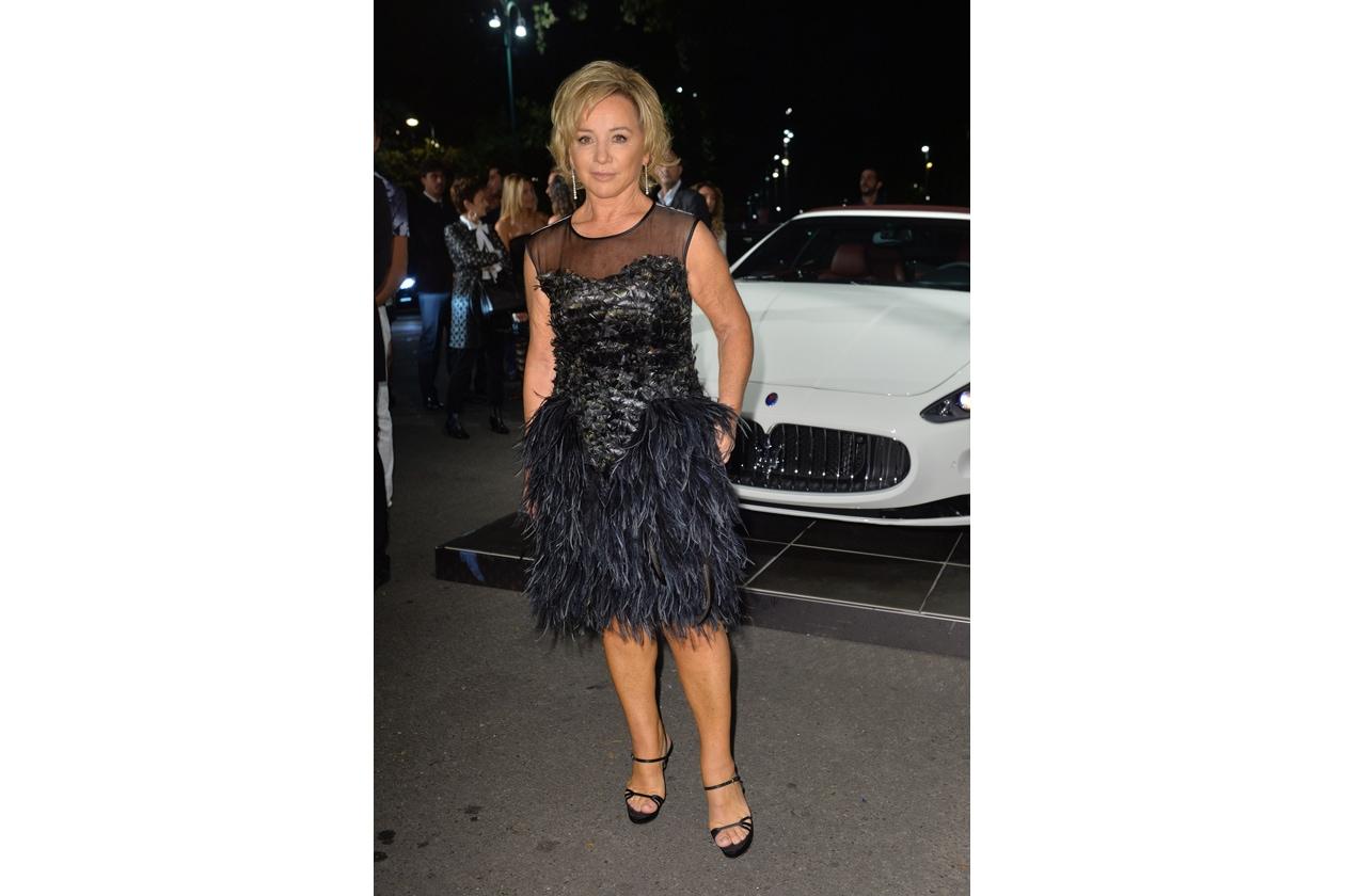 """Maserati partner ufficiale della mostra """"Vogue Archive Celebrating 50th Anniversary of Fashion"""" Alberta Ferretti"""