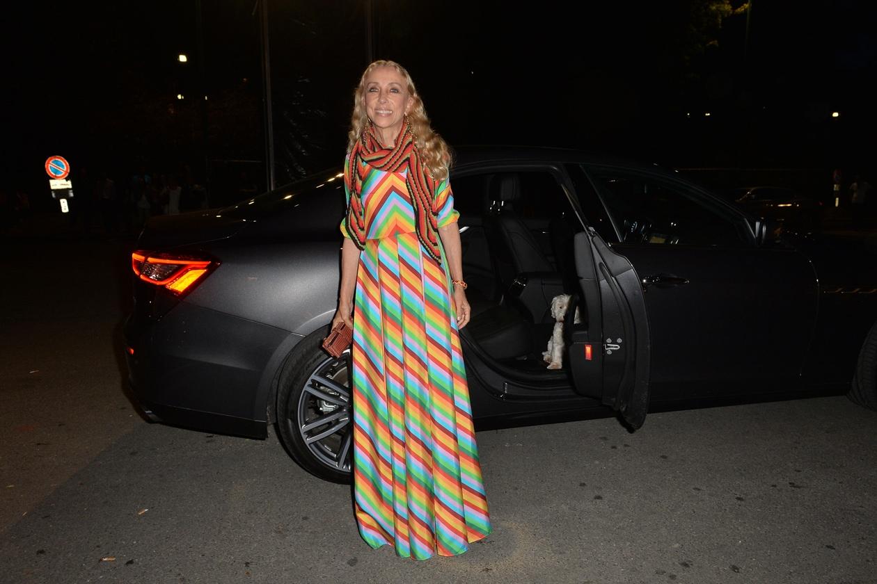 """Maserati partner ufficiale della mostra """"Vogue Archive Celebrating 50th Anniversary of Fashion"""" Franca Sozzani (3)"""