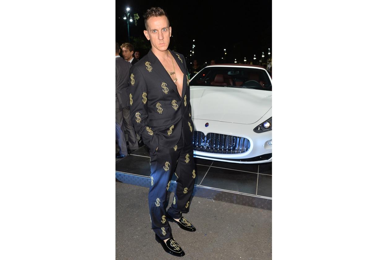 """Maserati partner ufficiale della mostra """"Vogue Archive Celebrating 50th Anniversary of Fashion"""" Jeremy Scott"""