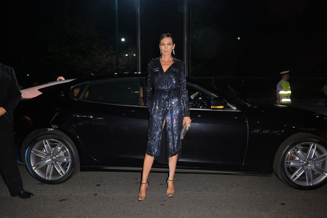 """Maserati partner ufficiale della mostra """"Vogue Archive Celebrating 50th Anniversary of Fashion"""" Nieves Alvarez (3)"""