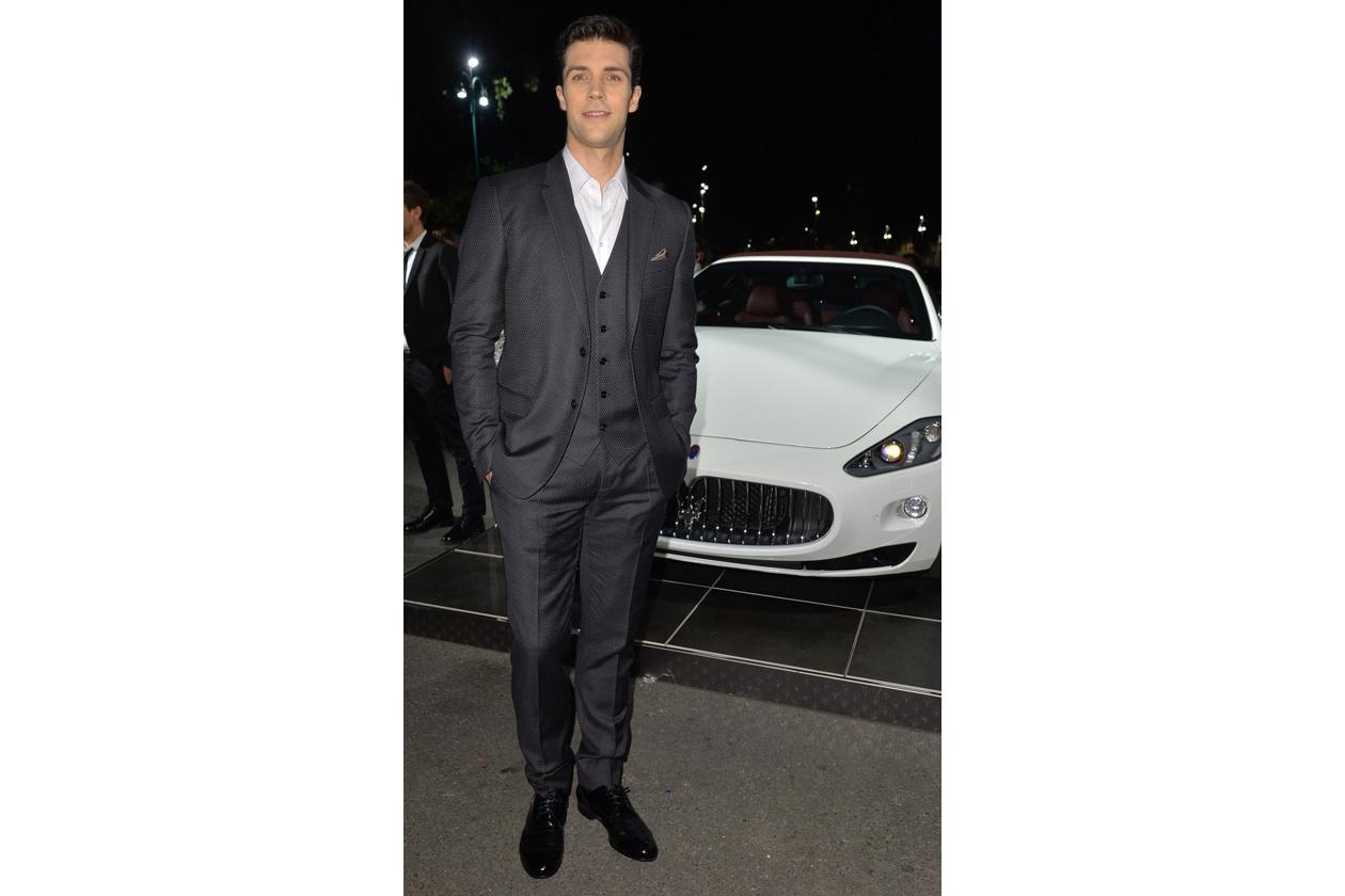 """Maserati partner ufficiale della mostra """"Vogue Archive Celebrating 50th Anniversary of Fashion"""" Roberto Bolle"""