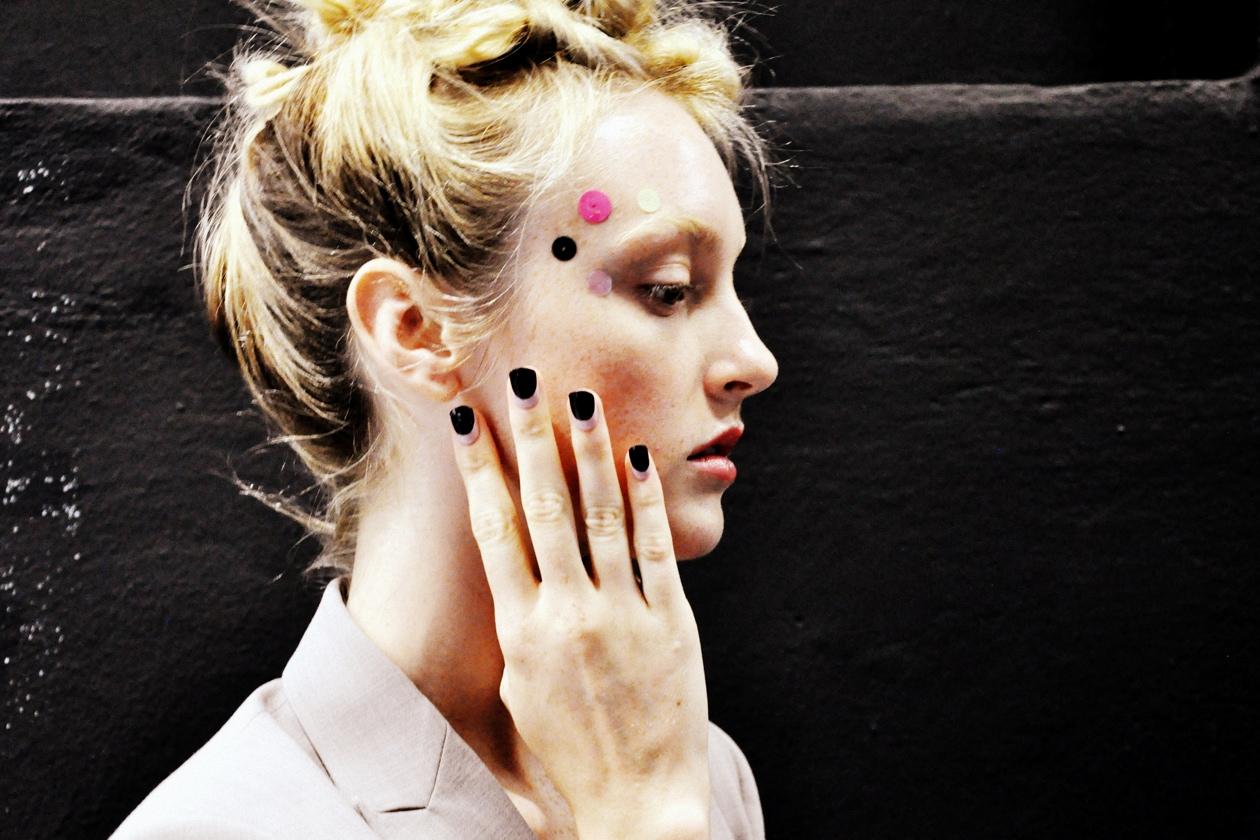 Paillettes & Manicure
