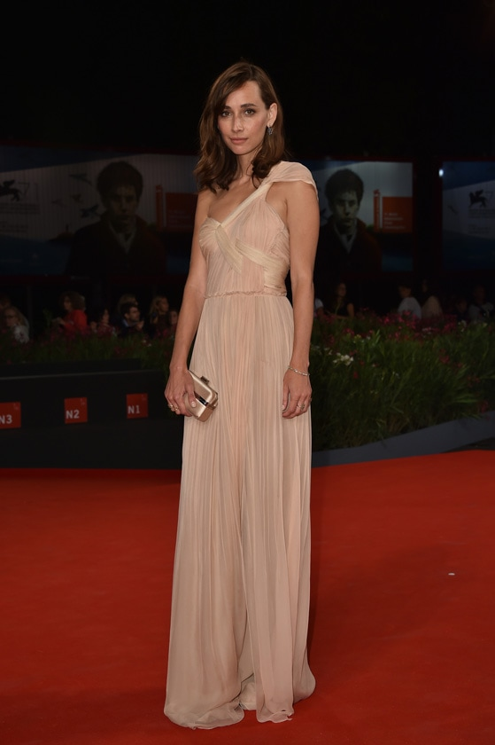 Rebecca Dayan Venice Film Festival 28th August 2014