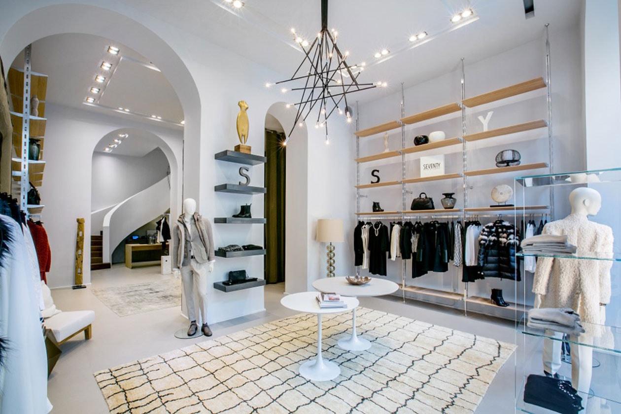 SEVENTY store Milano 2