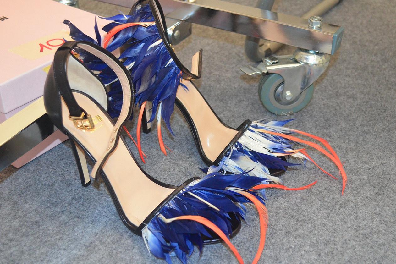 Sandali decisamente eccentrici