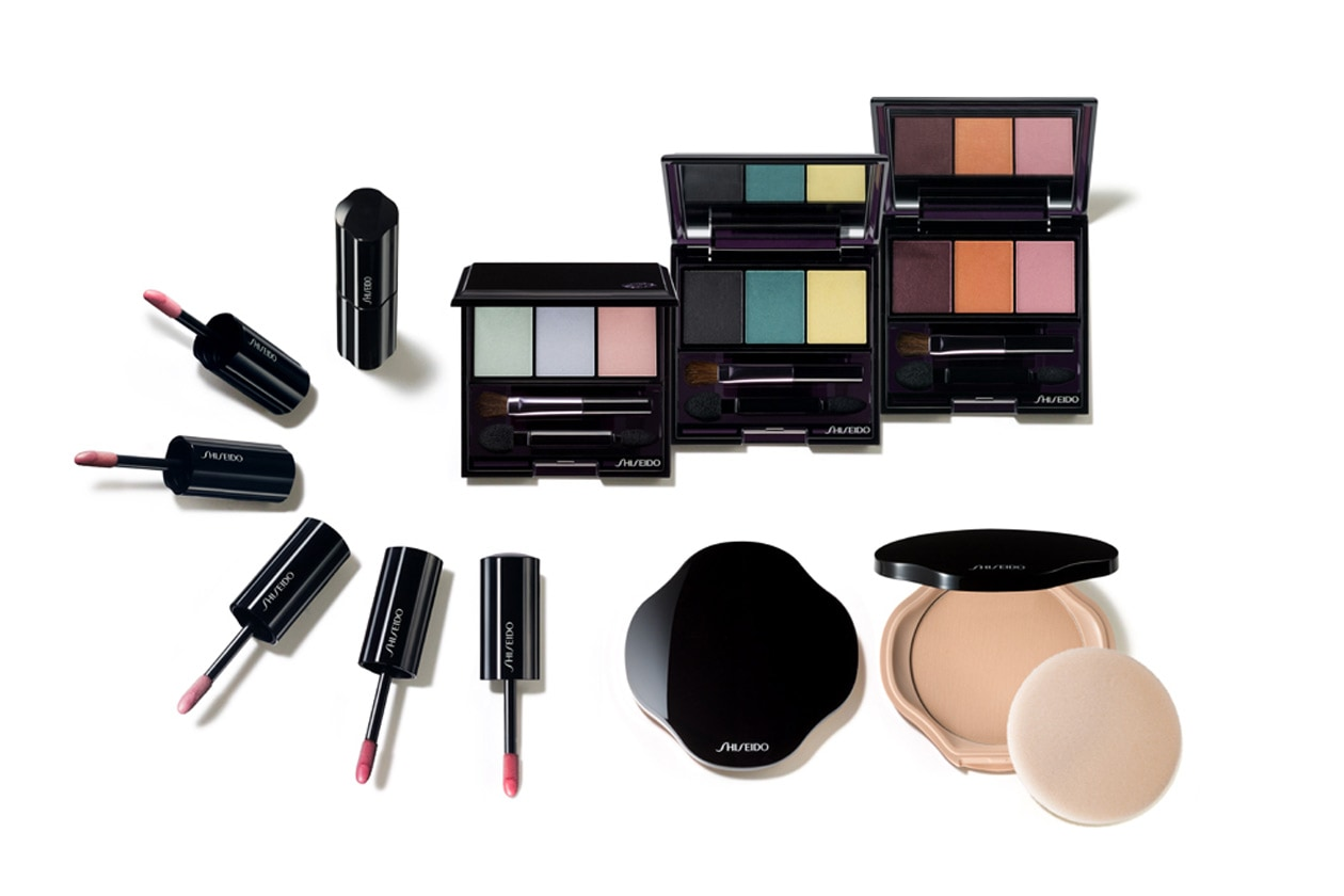 Shiseido Make Up A/I 2014