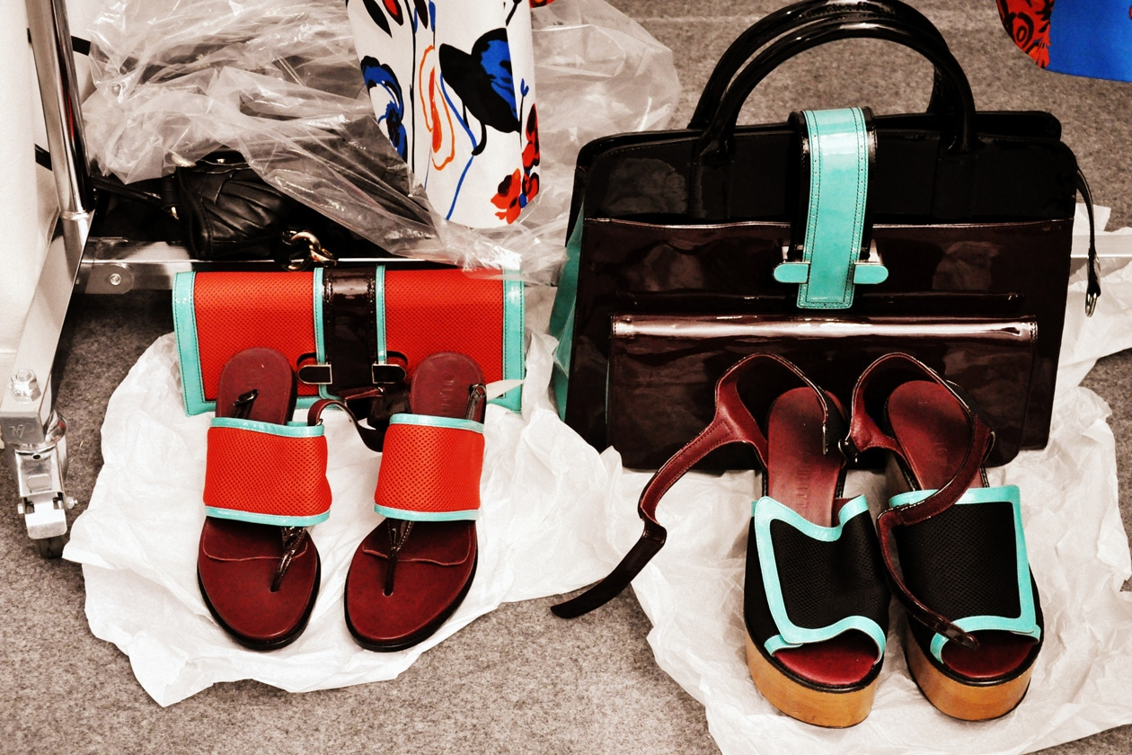 Shoes&bags by Antonio Marras