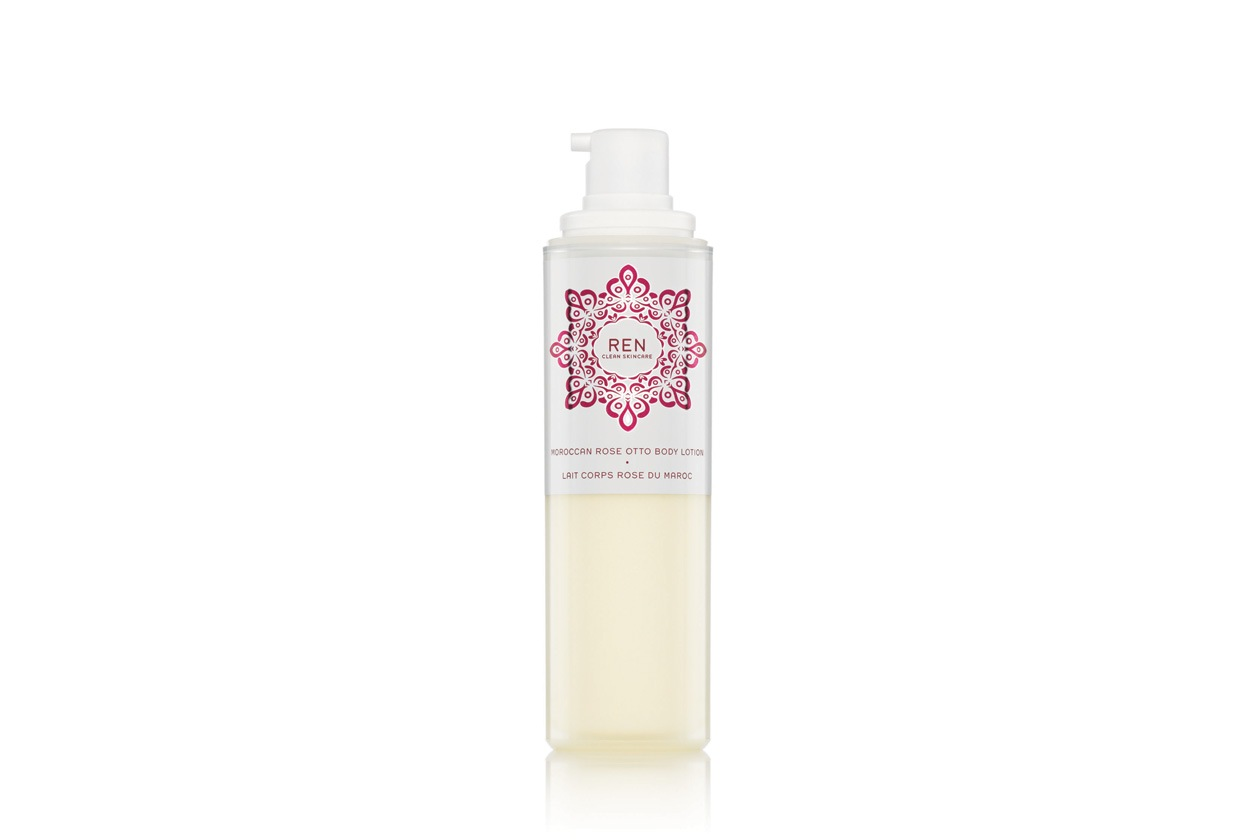 Tonic Body crema Ren Moroccan Rose Otto Body Lotion