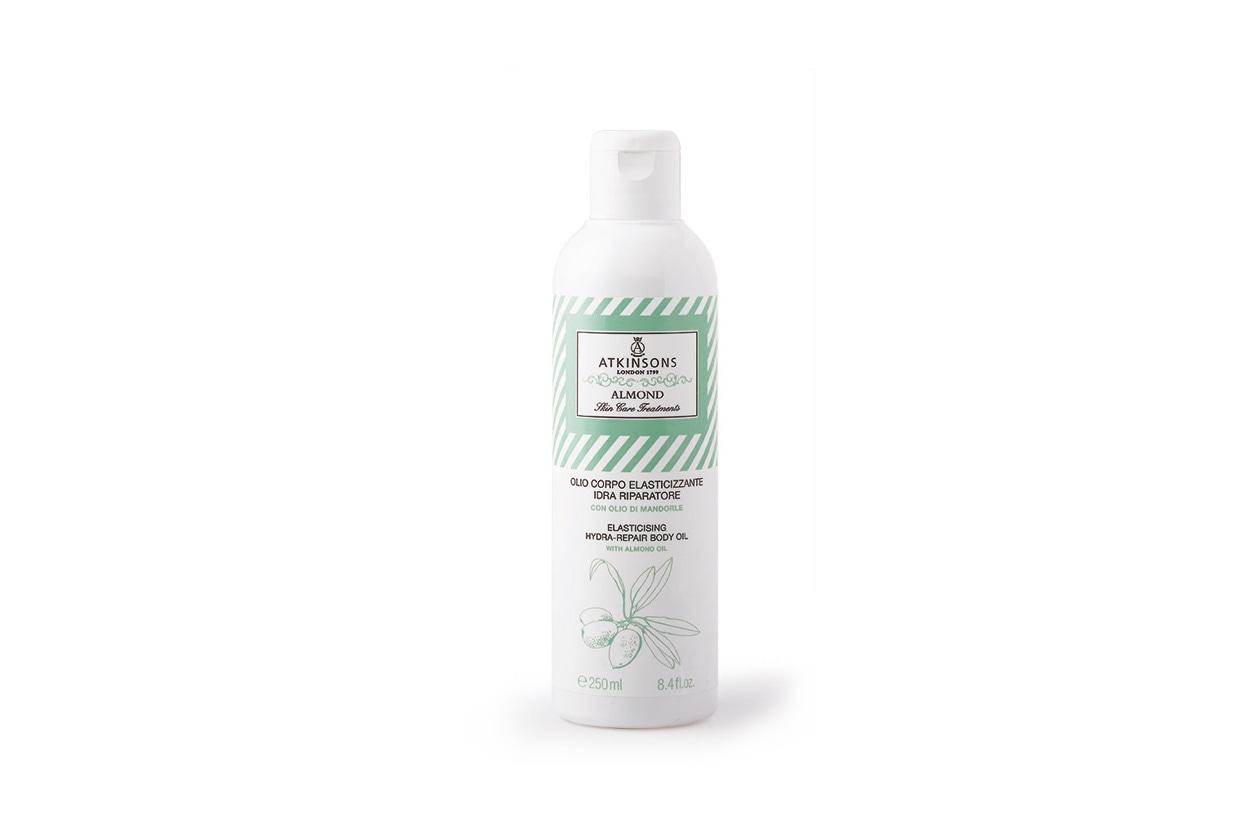 Tonic Body olio Atkinsons Olio Corpo Elasticizzante Idra Riparatore