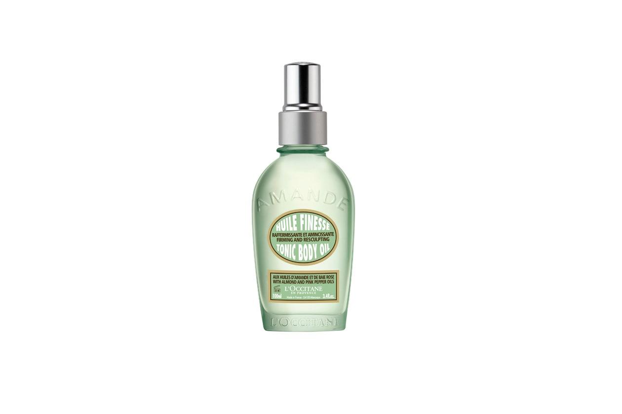 Tonic Body olio L'Occitane Huile Finesse