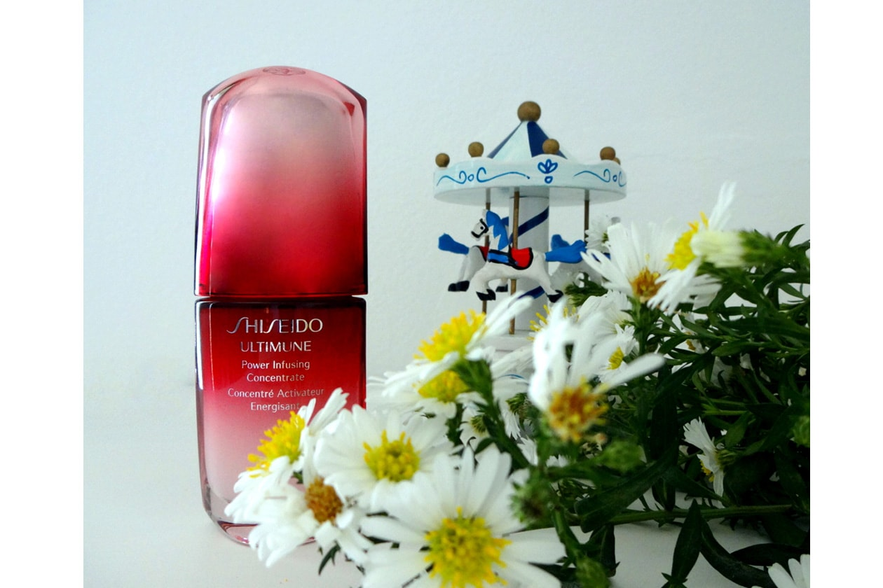Ultimune di Shiseido è il primo immuno-attivatore cosmetico che rivoluziona completamente il rapporto che abbiamo con la pelle e la beauty routine