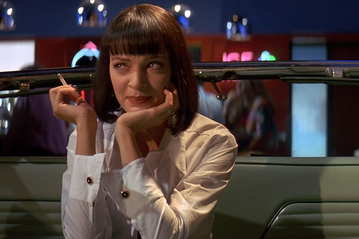 """Uno scatto del film """"Pulp Fiction"""""""