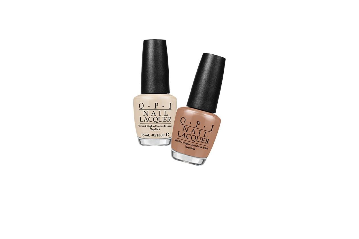 VANILLA: nail art creamy con You' re So Vain-illa di OPI (nella foto con il nuovo Going My Way or Norway)