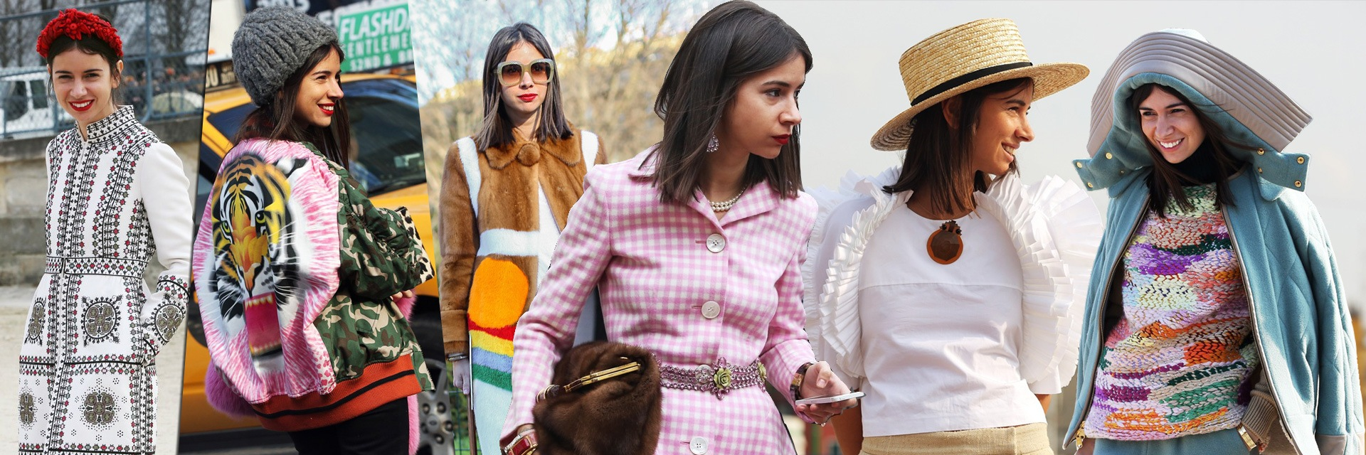 Natasha Goldenberg: i look di una fashion icon russa