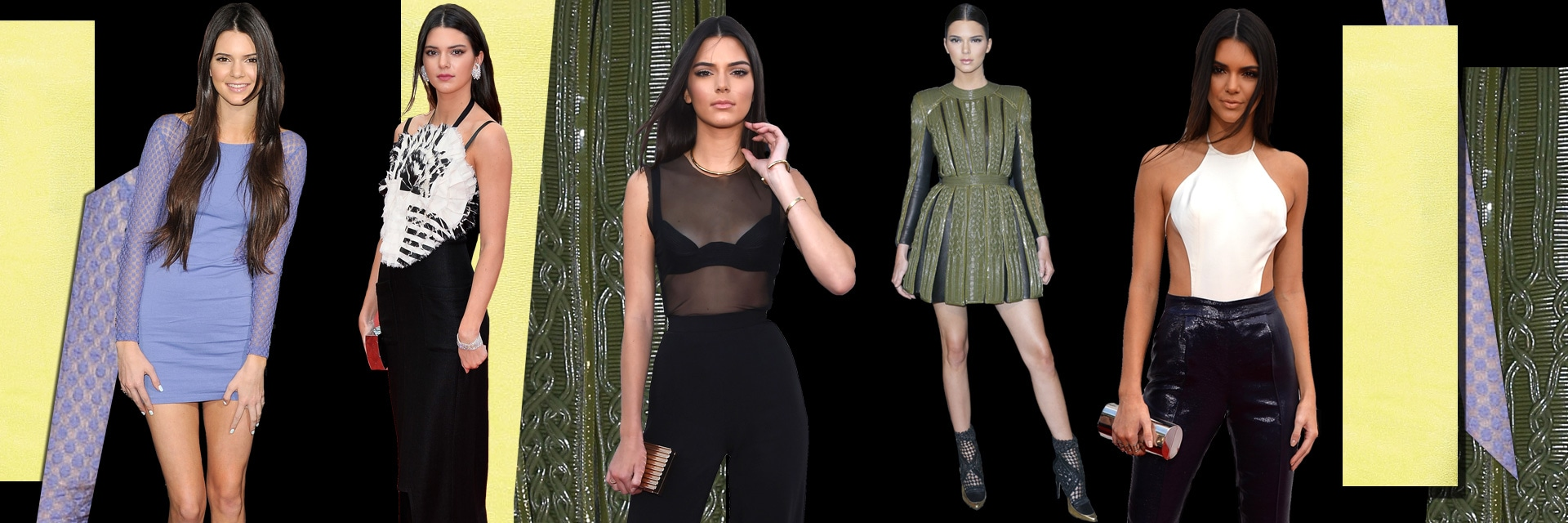 Kendall Jenner: fashion icon in passerella