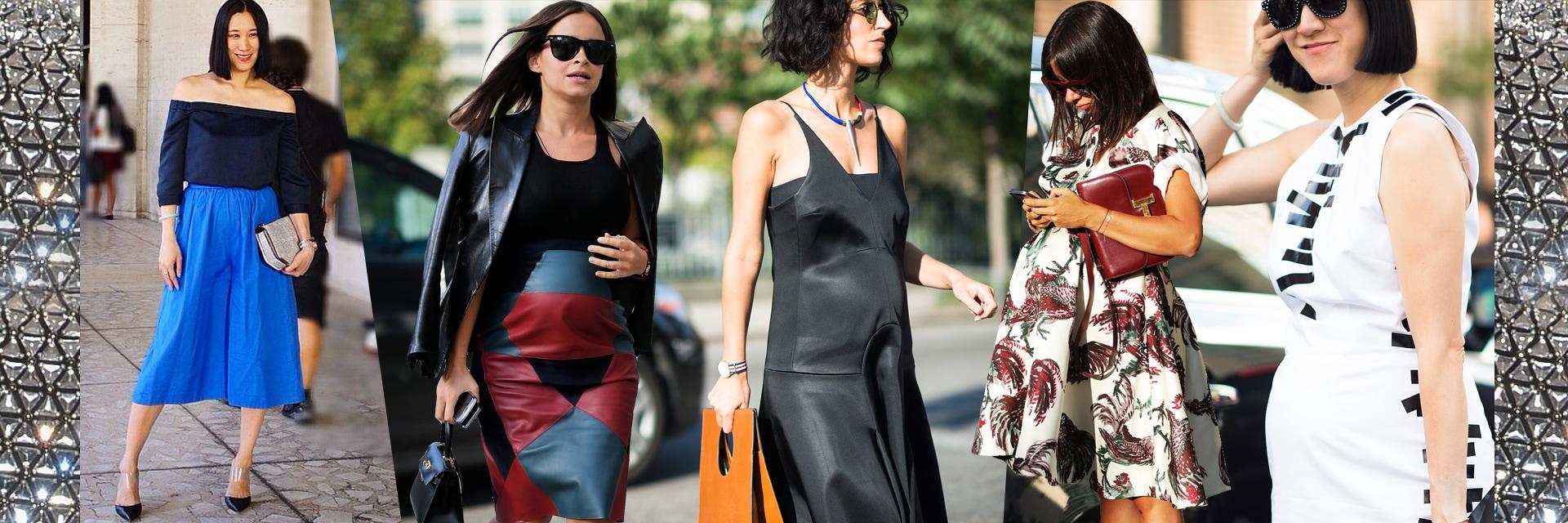 WIDE pregnant fashion icon