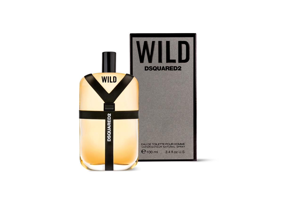 Wild Dsquared2 EDT 100 ml+Pack